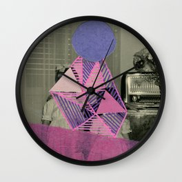 Young Witches Wall Clock