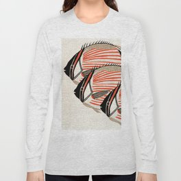 Fresh Fishes Long Sleeve T-shirt