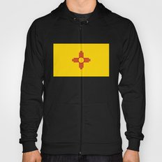 Flag of New Mexico - Authentic High Quality Image Hoody