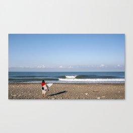 surfEXPLORE Taiwan Canvas Print