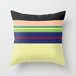 Mulan Throw Pillow