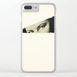 Hideaway Clear iPhone Case