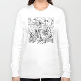 Democratic Dead Long Sleeve T-shirt