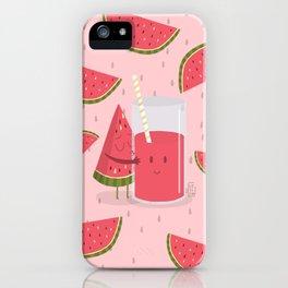 Wattermelon iPhone Case
