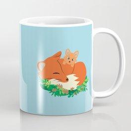 Foxes Coffee Mug