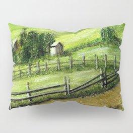On the hills Pillow Sham