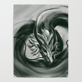 The One Wish Dragon Poster