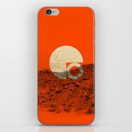 Symbol of Chaos iPhone Skin