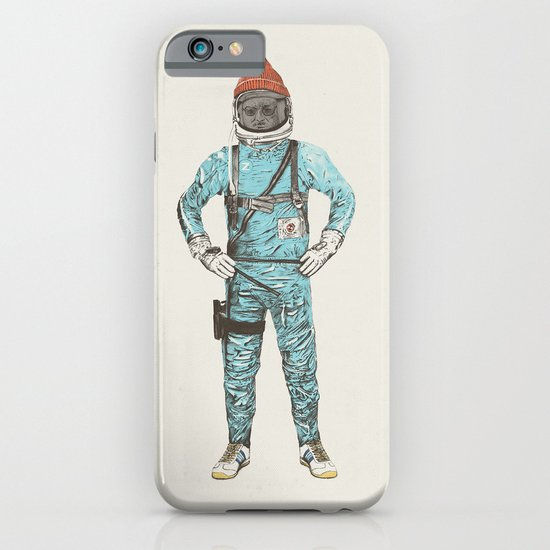 Zissou In Space iPhone & iPod Case