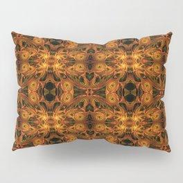 Checkered Glass Weave Pillow Sham