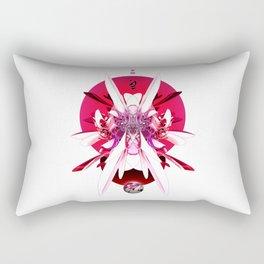 Another Photoshop Robot (Alternate Version) Rectangular Pillow