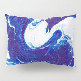 Blue (2 of 3) Pillow Sham