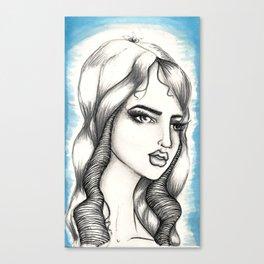 Perrin Canvas Print