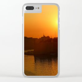 Just Another Day Clear iPhone Case