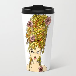 Flower Girl II Travel Mug