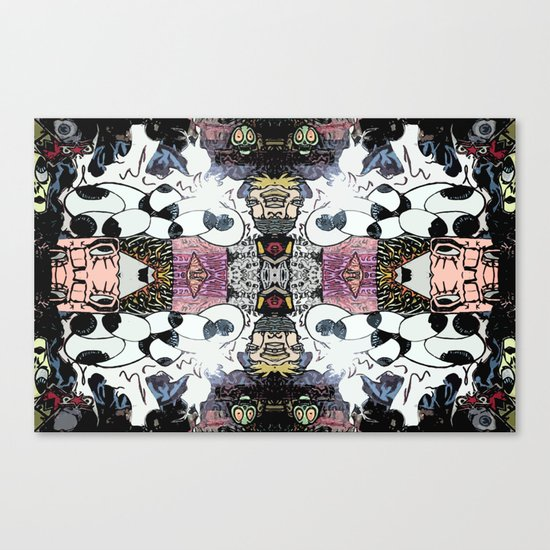 Here's Looking At You, Kid... Canvas Print