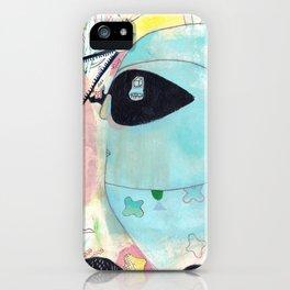 Julia.B iPhone Case