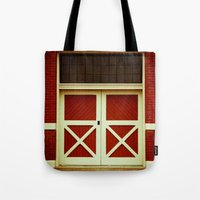 the xx Tote Bags featuring XX by Rick Staggs