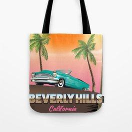 Beverly Hills California Tote Bag