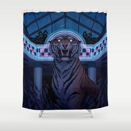 Dead Mall Shower Curtain