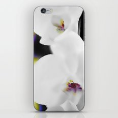 Orchid Blues(1). iPhone Skin
