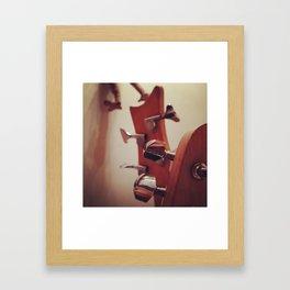 Juan G Framed Art Print