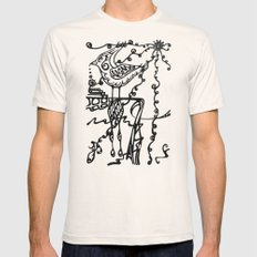Doodlebird LARGE Natural Mens Fitted Tee
