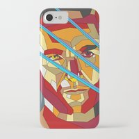 lawyer iPhone & iPod Cases featuring James Howlett by Liam Brazier