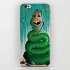 Strange Character #1 iPhone & iPod Skin