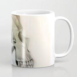 Side Skull Coffee Mug