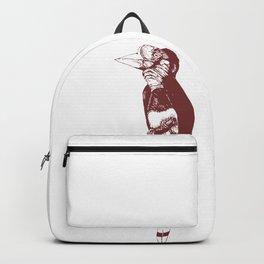 Helmeted Hornbill Backpack