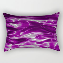 Asexual Pride Shining Rippling Water Rectangular Pillow