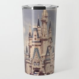 Magic Kingdom Cinderella Castle Travel Mug