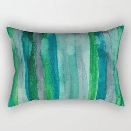 Abstract No. 378 Rectangular Pillow