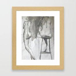 The Women || Framed Art Print