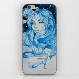 Moonchild iPhone Skin