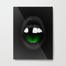 Neide - Dark version Metal Print