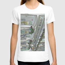 Crutched Friar Pub London T-shirt