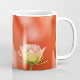 LITTLE YELLOW ROSE Coffee Mug