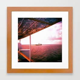 Maldives 03 02 Framed Art Print