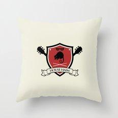 House Haim Throw Pillow