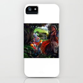 K2_Poster iPhone Case