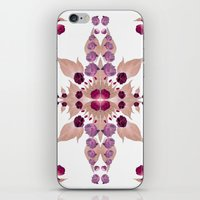 kaleidoscope iPhone & iPod Skins featuring Kaleidoscope by Karolis Butenas