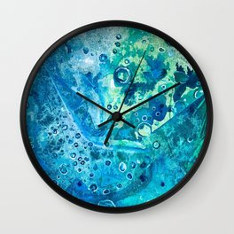 Environment Love View from Their Eyes Wall Clock