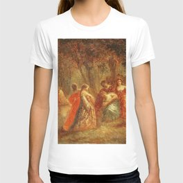 Ladies in the woods T-shirt