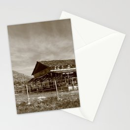 Back at the Ranch Stationery Cards