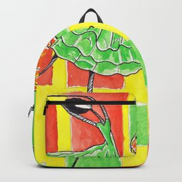 Twin Sister's Backpack