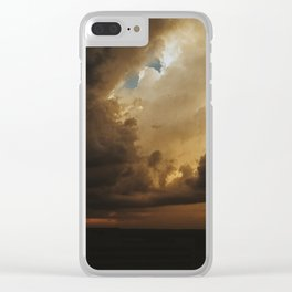 Goodnight Clear iPhone Case