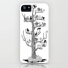 The BahKadisch Tree iPhone Case