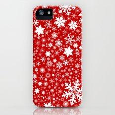 Christmas Blast iPhone SE Slim Case